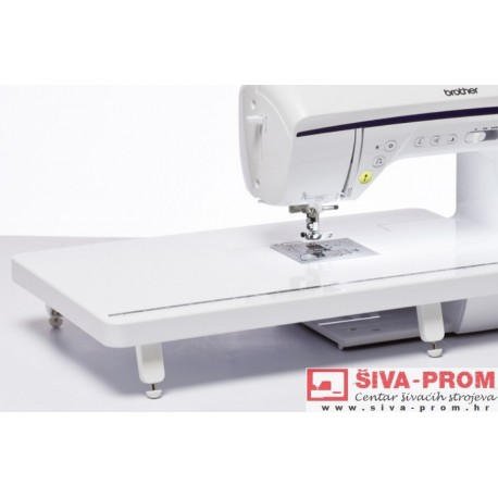 PRODUŽNI STOL za BROTHER modele NV1100/1300/2600
