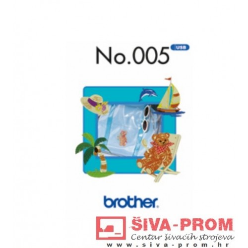 Brother USB Stick SUMMER COLLECTION