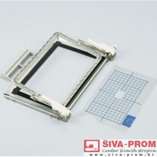 BF2 BORDER embroidery FRAME 18×10cm za brother NV800e/NV2600