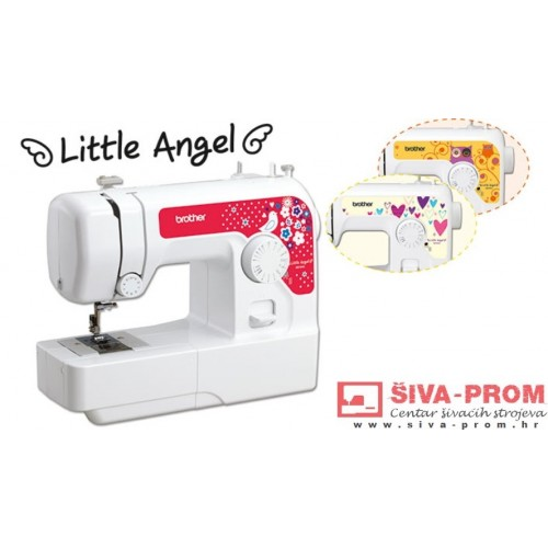 brother KD144s Little Angel - šivaći stroj