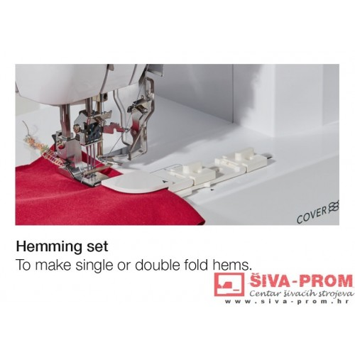 SA221cv HEMMING SET- brother cv3440_cv3550